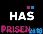 HAS-prisen 2018